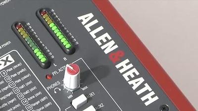 ALLEN&HEATH ZED-10FX, -12FX, -22FX