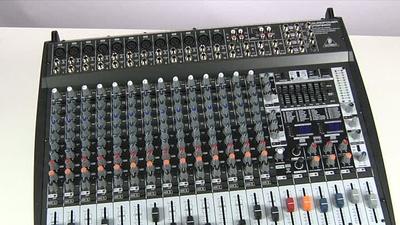 Behringer PMP 4000 / 6000 Powermixer