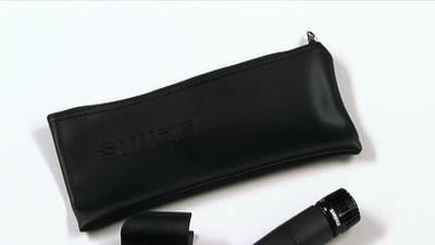 Shure SM57LC Dynamisches Instrumentenmikrofon