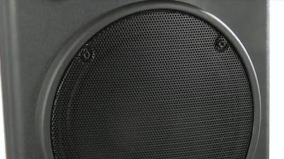 The t.box PA202 Fullrange-Lautsprechersystem