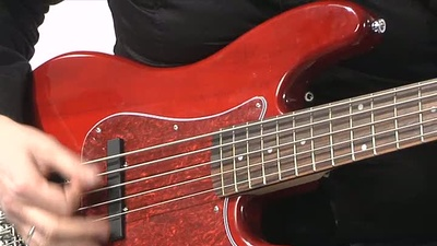 Harley Benton Hot Rod 5 E-Bass