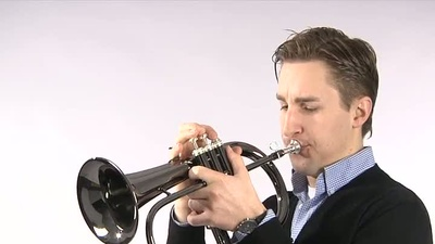 Thomann Black Jazz Bb- Fluegelhorn