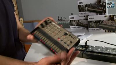 Korg Volca Keys Analog Synthesizer - MusoTalk.TV