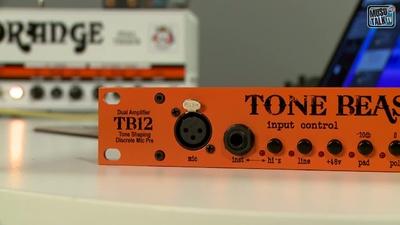 Tone Beast - MusoTalk.TV