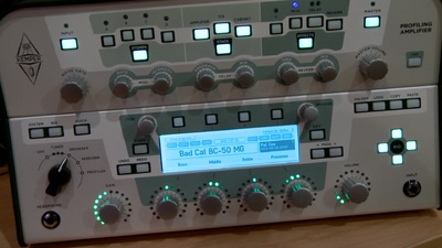 MusoTalk Test Kemper Profiling Amp